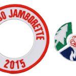Vendelbo Jamborette 2015 - Mærke
