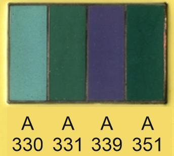 Emalje farver a330-a331-a339-a351