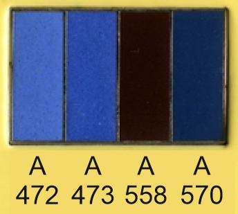 Emalje farver a472-a473-a558-a570