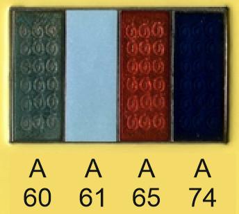 Emalje farver a60-a61-a65-a74