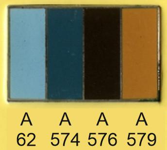 Emalje farver a62-a574-a576-a579