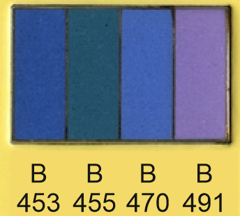 Emalje farver b453-b455-b470-b491