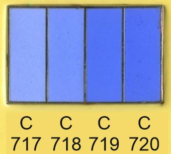 Emalje farver c717-c718-c719-c720