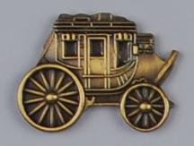 Antik guld/bronze