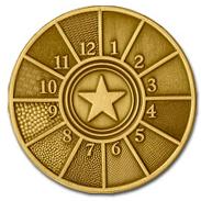 Brundpræg Guld (Antik)