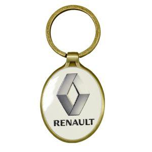 Flotte metal nøgleringe med tryk