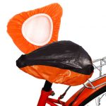 Cykel saddel overtræk